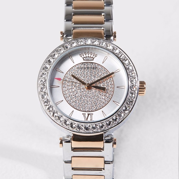 NWT Juicy Couture Watch Luxe